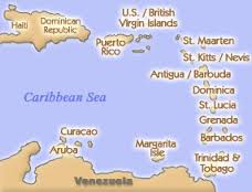 Southern Caribbean cruises visit different ports every day